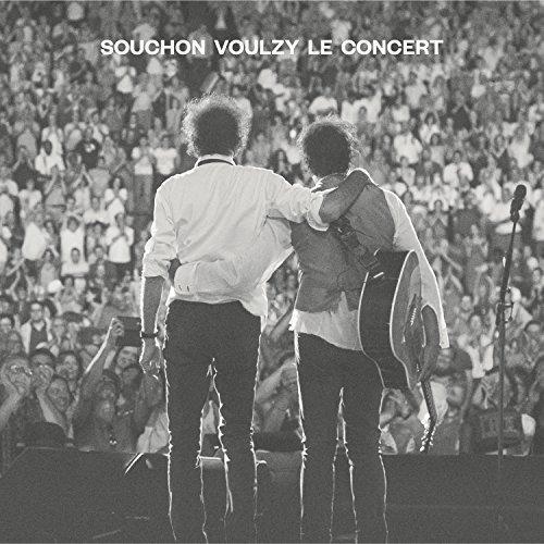 Voulzy Souchon – Le Concert (2CD + DVD)