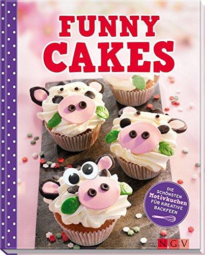 Funny Cakes: Die schönsten Motivkuchen für kreative Backfeen