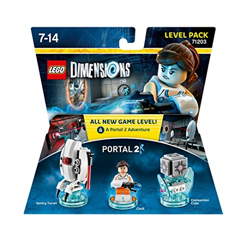 Warner Bros Interactive Spain (VG) Lego Dimensions - Portal 2, Chell