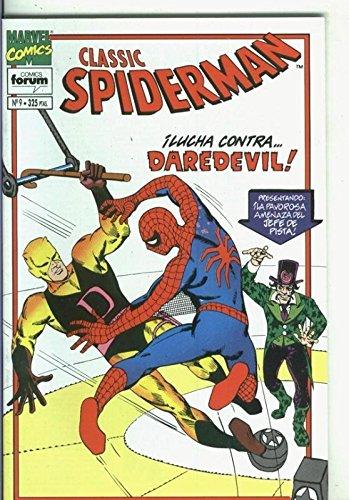 Spiderman Classic numero 09