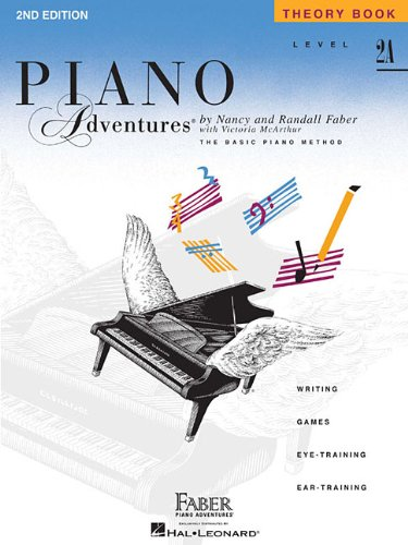 Piano adventures theory book level 2a piano