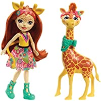 Enchantimals FKY74 Gillian Giraffe Dolls