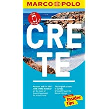 Crete Marco Polo Pocket Travel Guide 2018 - with pull out map (Marco Polo Guides) (Marco Polo Pocket Guides)