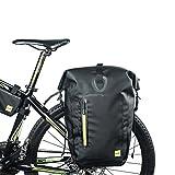 Rhinowalk Rear Bicycle Pannier Bag, 25L Large Capacity Bicycle Pannier Bag Waterproof Mountain