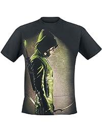 Arrow Archer T-Shirt schwarz