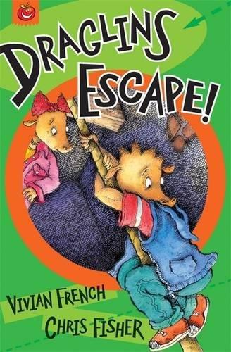 Draglins escape!