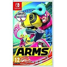 Arms [Nintendo Switch] (CDMedia Garantili)