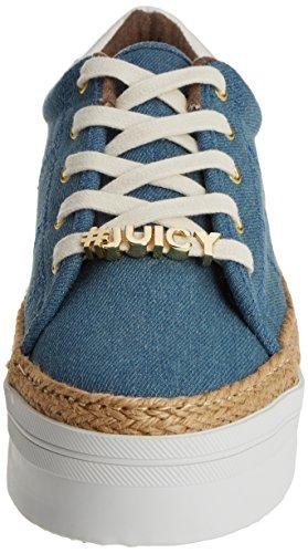 Juicy Couture Damen Blainne Low-Top Blau