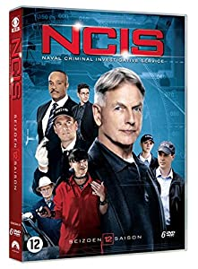 NCIS - Season 12 - extended + bonus features [DVD]