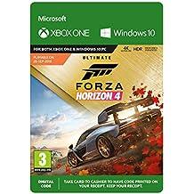 Forza Horizon 4 - Ultimate Edition | Xbox One/Win 10 PC - Download Code