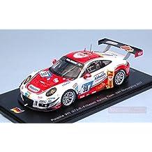 SPARK MODEL SG322 PORSCHE 911 GT3 R N30 2017 ABBELEN-SCHMITZ-ZIEGLER-MULLER 1:43