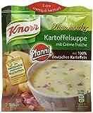 Knorr Feinschmecker Kartoffel mit Crème fraîche Suppe (15 x 2 Teller)