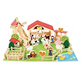 Bigjigs - Playset Granja (BIBJ415)