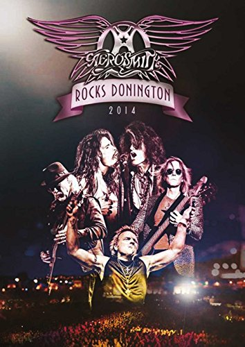 Aerosmith - Rocks Donington 2014 (+ 2 Audio-CDs)