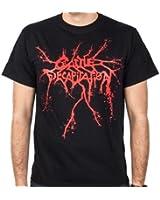 Ill Rock Merch Cattle Decapitation Logo Shirt