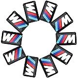 inhd Box 10x Auto Adhesivo para BMW M3M5M6E46E36E60Llantas Barbacoa 3d car sticker