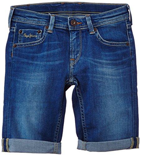 Pepe Jeans - Becket Short, Jeans da bambini e ragazzi, blu(blau (denim)), taglia produttore: 3 (Ragazzi Jean Shorts)