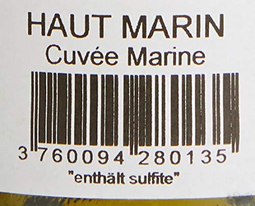 Domaine Haut-Marin Cuvée Marine VDP Côtes de Gascogne 2018 trocken (6 x 0.75 l)
