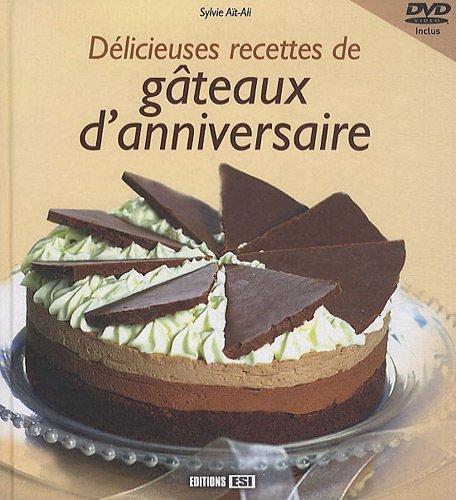 Délicieuses recettes de gâteaux d'anniversaire (1DVD)