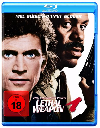 Lethal Weapon 1 [Blu-ray] (Blu-ray-lethal Weapon)