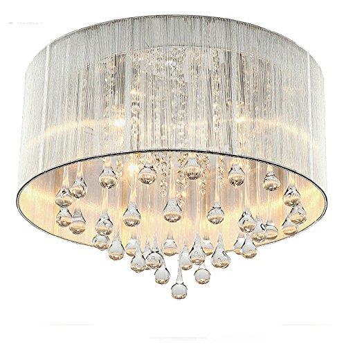 cristal-lampara-colgante-cromo-feature-iluminacion-techo-with-drum-shape-lampenschirm-lampara-6-foco