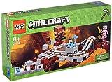 Lego 21130 Minecraft Die Nether-Eisenbahn