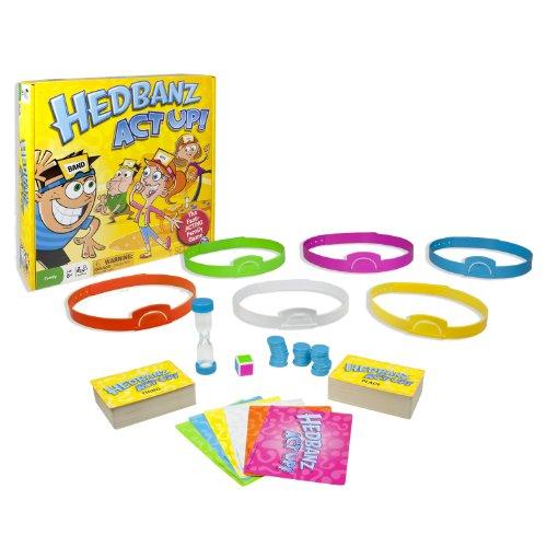 - Games Hedbanz Act Up (Stirnband Erweiterungen)