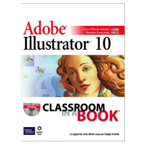 Adobe illustrator 10 (avec CD-Rom)