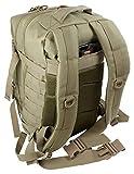 EXTREM Großer Rucksack 50 Liter Backpack Outdoor Robuster Multifunktions Military Rucksack für Backpacker | Camel (4076) - 3