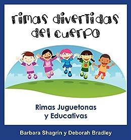 Libros En Español Para Niños: Rimas Divertidas del Cuerpo: Libro ...