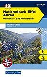 Outdoorkarte 19 Nationalpark Eifel - Ahrtal 1 : 35.000: Wandern, Rad. Monschau, Bad Münstereifel (Kümmerly+Frey Outdoorkarten Deutschland)