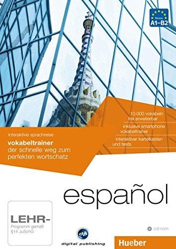 Preisvergleich Produktbild Interaktive Sprachreise: Vokabeltrainer Espanol