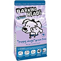 Barking Heads Dog Food Puppy Days Grain Free Salmon and Trout, 2 kg