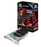 Sapphire Radeon HD 3450 Grafikkarte (512MB GDDR2 Speicher, DVI-I / HDMI / VGA, 1...
