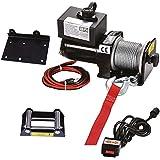 Treuil à câble électrique 12 V 900 kg treuil électrique Pallan Levage
