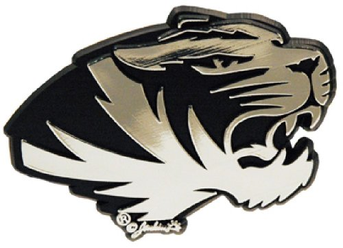 Game Day Outfitters NCAA Missouri Tigers Auto Emblem
