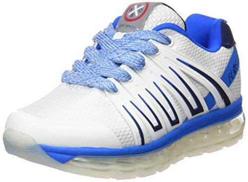 Pablosky 943300, Chaussures Garçon Blanc