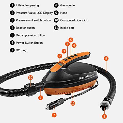 Zoom IMG-1 foonee sup electric air pump