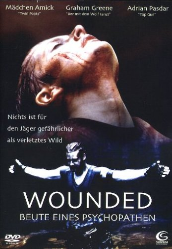 Wounded - Beute eines Psychopathen