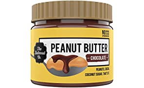 The Butternut Co. Peanut Butter Chocolate, 340 gm (No Refined Sugar, High Protein, 100% Natural)