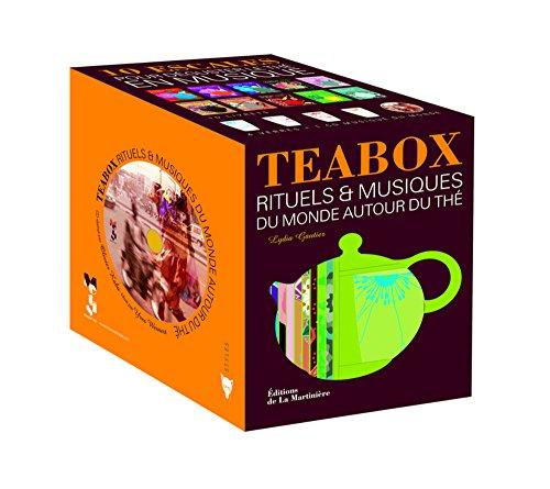 Teabox : Rituels & musiques du monde autour du th (1CD audio)