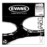 Evans G2 10, 12, 14 inch Fusion Tom Pack - Coated