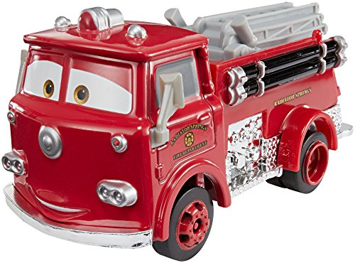 Cars 3 - Coche Deluxe Red (Mattel FJJ00)