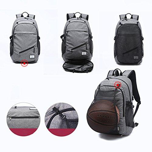 rucksack fokom multifunktioneller rucksack fu ballrucksack basketball rucksack casual rucksack. Black Bedroom Furniture Sets. Home Design Ideas