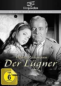 Heinz Rühmann: Der Lügner (Neuauflage in Original 16:9 Widescreen / Vollbild) - Filmjuwelen