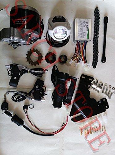 """sarach store MY1016Z3 24V 350W DC Bürstenmotor DIY 22\""""- 28\"""" Elektromotoren für Fahrräder elektrischer Fahrradinstallationssatz elektrischer Fahrradumwandlungsinstallationssatz"""