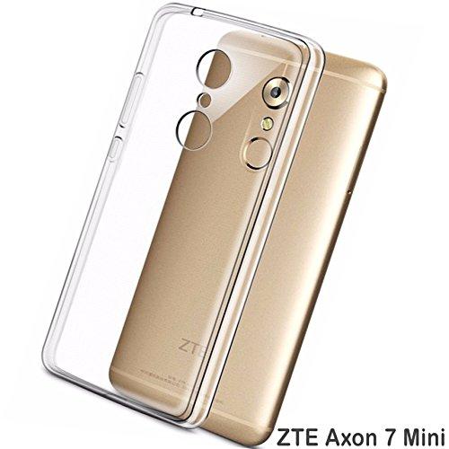 ZTE Axon 7 Mini Ultra Slim Schutzhülle Hülle Tasche Transparent Durchsichtig