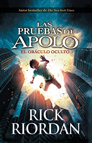 Las Pruebas de Apolo: The Trials of Apollo, Book 1 - Spanish-Language Edition