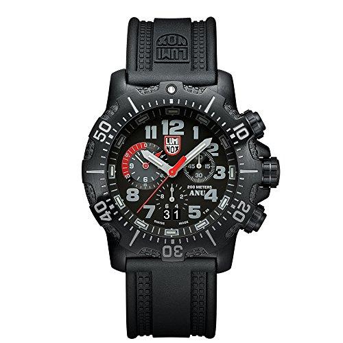 Luminox Herren-Armbanduhr Chronograph Quarz Plastik - XS.4241.NV