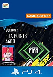 FIFA 20 Ultimate Team 4600 FUT Points (Email Delivery in 1 Hour - Digital Voucher Code) (PS4)